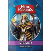 Hero Realms: Character Pack Display – Wizard (12 Packs) - EN
