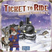 DoW - Ticket to Ride - Nordic Countries - EN
