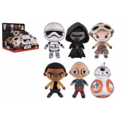 Funko Plushies - Star Wars Episode VII Plushies Assortment (9) 18cm