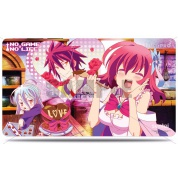 UP - Playmat - No Game No Life - Shiro & Steph