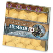 DoW - Memoir '44 - Winter/ Desert Board Map - EN/FR
