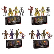 Funko Games - Five Nights at Freddy's - 16 Assorted (4 Sets of 4 Mini Action Figures 12cm)