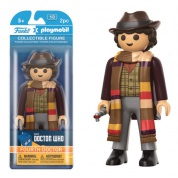Funko Playmobil - Dr Who 4th Doctor Figure 15cm