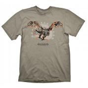 Horizon: Zero Dawn T-Shirt - Stormbringer (grey) - Size XL