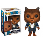 Funko POP! - Beauty and the Beast Live Action - Beast (9cm)