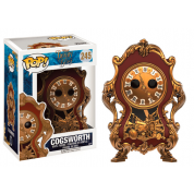 Funko POP! Beauty and the Beast Live Action - Cogsworth Vinyl Figure 10cm