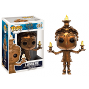 Funko POP! - Beauty and the Beast Live Action - Lumiere (9cm)