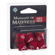 FFG - Mansions of Madness 2nd Edition: Dice Pack - EN