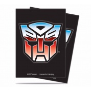 UP - Sleeves Standard - Transformers: Autobot (65 Sleeves)