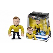 Metals Star Trek - Captain Kirk Metal Die Cast Action Figure 10cm