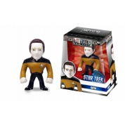 Metals Star Trek The Next Generation - Data Metal Die Cast Action Figure 10cm