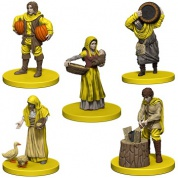 Agricola: Game Expansion Yellow