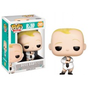 Funko POP! Movies The Boss Baby - The Boss Baby in Diaper and Tie Vinyl Figure 10cm scale