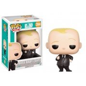 Funko POP! Movies The Boss Baby - The Boss Baby in Suit Vinyl Figure 10cm scale
