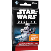 FFG - Star Wars: Destiny TCDG - Spirit of Rebellion Booster Case (36 Packs) - EN