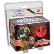 FFG - Star Wars: Imperial Assault: Hera Syndulla and C1-10P Ally Pack - EN