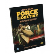 FFG - Star Wars RPG: Force and Destiny - Disciples of Harmony: A Sourcebook for Consulars - EN