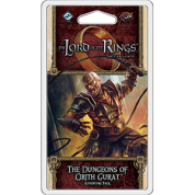 FFG - Lord of the Rings LCG: The Dungeons of Cirith Gurat Adventure Pack - EN