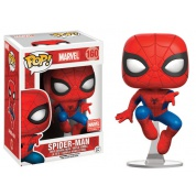 Funko POP! Marvel - Leaping Spider-Man Vinyl Figure 10cm limited