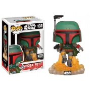 Funko POP! Star Wars - Boba Fett Jet Pack Vinyl Figure 10cm limited