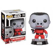 Funko POP! Star Wars - Snaggletooth Red Variant Vinyl Figure 10cm limited