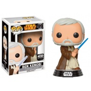 Funko POP! Star Wars - Ben Kenobi Action Pose Vinyl Figure 10cm limited