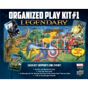 Legendary: Marvel Organized Play Kit #1 - EN