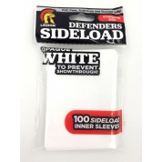 Legion - Standard Sleeves - Sideload Defenders - White (100 Sleeves)