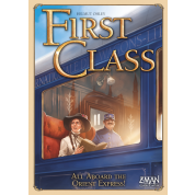 First Class: All Aboard the Orient Express - EN