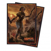 UP - Sleeves Standard - Magic: The Gathering - Hour of Devastation v3 (80 Sleeves)