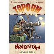 Topoum: Bratatatata - Expansion Deck 1 - EN/SP