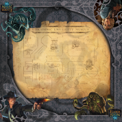 FFG - Elder Sign: Museum Gamemat