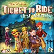 DoW - Ticket to Ride - First Journey (USA) - EN