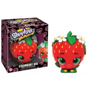 Funko POP! Vinyl Collectible Shopkins - Strawberry Kiss Vinyl Figure 9cm
