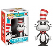 Funko POP! Books Dr. Seuss - Cat In The Hat Vinyl Figure 10cm