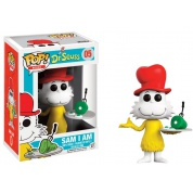 Funko POP! Books Dr. Seuss - Sam I Am Vinyl Figure 10cm