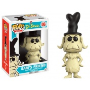 Funko POP! Books Dr. Seuss - Sam's Friend Vinyl Figure 10cm