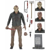 Friday The 13th Part 4 The Final Chapter - Jason Voorhees Ultimate Action Figure 18cm