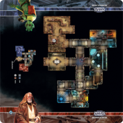 FFG - Star Wars: Imperial Assault Skirmish Map - Anchorhead Cantina - EN