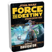 FFG - Star Wars RPG: Force and Destiny - Navigator Specialization Deck - EN