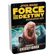 FFG - Star Wars RPG: Force and Destiny - Executioner Specialization Deck - EN