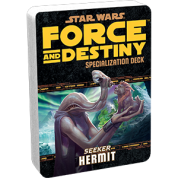 FFG - Star Wars RPG: Force and Destiny - Hermit Specialization Deck - EN