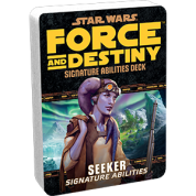 FFG - Star Wars RPG: Force and Destiny - Seeker Signature Abilities Deck - EN