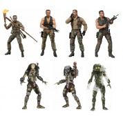 Predator - 7inch Scale Action Figure - 30th Anniversary Figure Assortment (14)