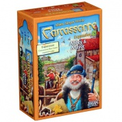 Carcassonne Exp 5: Abbey & Mayor (New Version) - EN