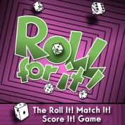 Roll For It! - Purple Edition - EN