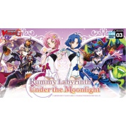 Cardfight!! Vanguard G - Rummy Labyrinth Under the Moonlight - Character Booster Display (12 Packs) - EN
