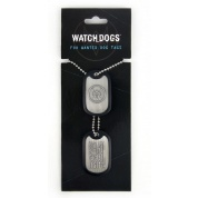 Watch Dogs Dog Tags - Fox Wanted