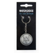 Watch Dogs Keychain - Fox Logo