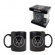 Watch Dogs Mug - Fox
